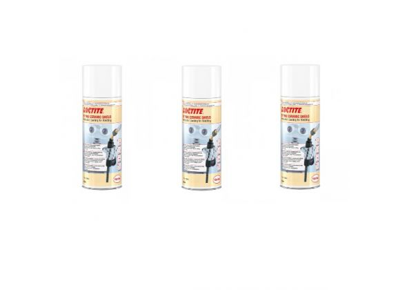 3x Loctite SF 7900 - 400 ml Aerodag Ceramishield