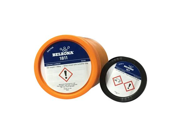 Belzona 1811 Ceramic Carbide - 2 kg